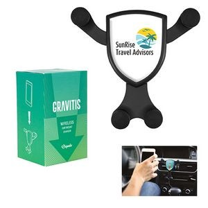 Gravitis™ Wireless Car Charger