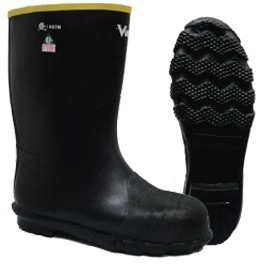 Viking Handyman® Winter Rubber Boots w/Steel Toe